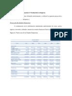 Proyección y Análisis Financiero