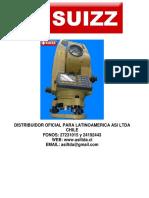 SUIZZ Estacion Laser DR