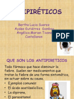Antipireticos