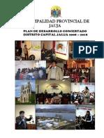 PDC Jauja 2008-2018