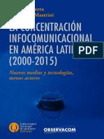 La Concentración Infocomunicacional en América Latina