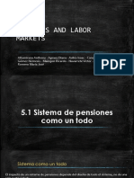 Capitulo 5 - Pensions and Labor Market