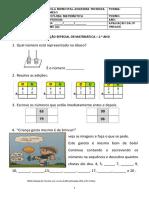 Matemática 2º