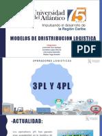 Modelos de Dristribuci0n Logistica (3pl y 4pl)