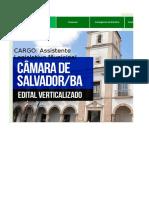 Edital-verticalizado - Câmara de Salvador - Assistente Legislativo Municipal.xlsx