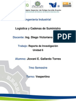 Unidad 6 Logistica y Cadena de Suminstros (Gallardo)