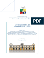 Manual General de Transparencia Pasiva PDF