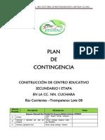 1. Plan de contingencia - ECOSAC RLTDA - Rev. ECOSAC.docx