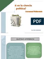 ¿Que es la ciencia politica
