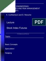 Chp03 Stock Index Futures