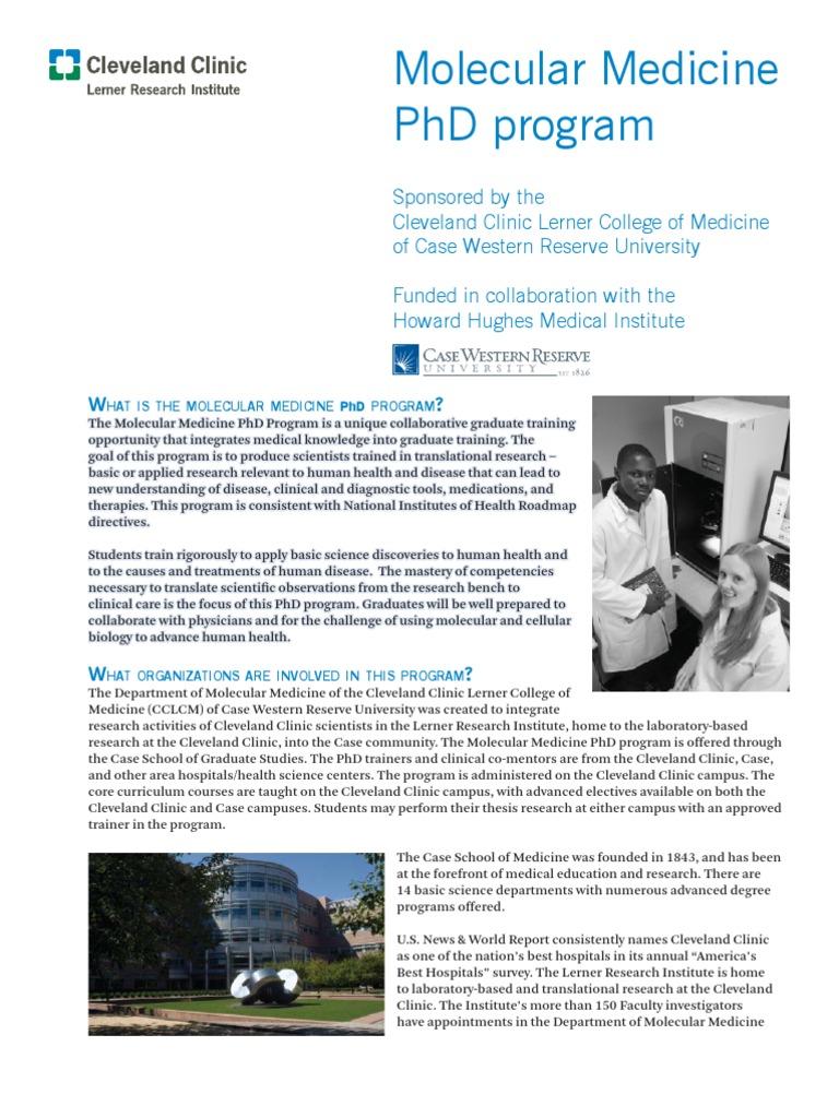 Brochure | Graduate School | Doctor Of Philosophy