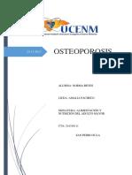 Informe Osteoporosis