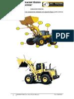 Cargador Frontal-partes Externas