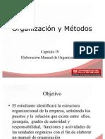 Elaboración Manual de organización1