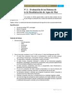 Trabajo Nº 2 Laboratorio de Gestión y Control Ambiental Minero
