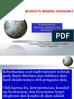 Model Geologi Dan Eksplorasi Bk