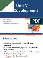 DSS Development.pptx