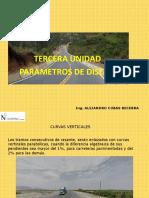 Presentacion CapII Parámetros de Diseño (3r)