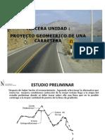 PRESENTACION CAP III. PROYECTO GEOMETRICO CARRETERA Poligonal..pdf