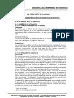 3. E.T. Plan de Manejo Ambiental(ADICIONALES)
