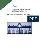 Laboratorio n1 Jar Test 2017