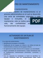 Plan Maestro en Mp9