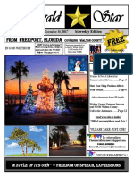 The Emerald Star News - November 30, 2017 Edition