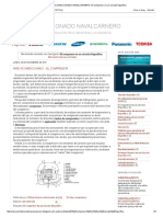 AIRE ACONDICIONADO NAVALCARNERO_ El Compresor en Un Circuito Frigorifico