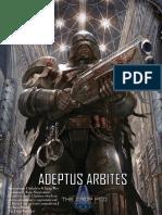 Necromunda Arbites Community Supplement v.3