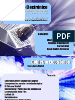 6 - Gobierno Electronico IMES - Ciudadania Digital