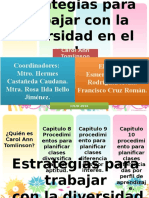 estrategiasparatrabajarladiversidadenelaula-140801020647-phpapp02