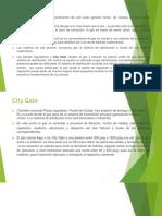 Disertacion Gas 2 City Gate