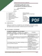Guía de Práctica 2017-II
