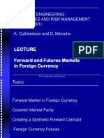 Chp04 Currency Forwards and Futures