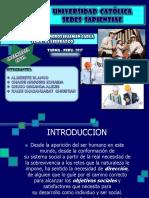 Diapositiva de Etica Profesional