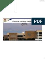 Bitácora Videoconferencia(Solucion Sistemas Ecuaciones Lineales)
