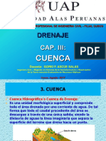 3. Cuenca Hidrologica
