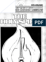 ss19781001 the holy spirit