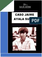 Caso Jaime Ayala Sulca