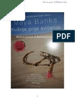 Maya Banks - 10. Kušnja Prije Svitanja