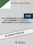 ALTERNATIVAS - La Crisis de La Religión en América Latina