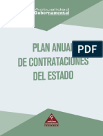 2014 Lv11 Plan Anual Contrataciones Estado