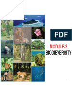 Module-2 Biodiversty Dr.saravanakumar Evs Chy1702