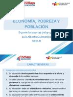 Economía, Pobreza y Población - Seminario Taller Futuro Educación