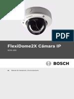 NDN-498FlexiDom InstallationGuide EsES T7104806155