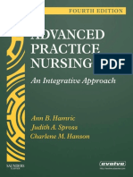 Ann B. Hamric, Judith A. Spross, Charlene M. Hanson-Advanced Practice Nursing_ An Integrative Approach, 4th Edition  .epub