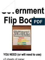 3  government flip books