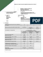 Certificado de Verificacion de Las Instalaciones Electricas Contemplando Pruebas de Aislamiento y Continuidad
