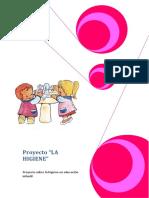"Proyecto ""La Higiene"""