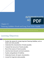 Chapter 14  Financing Liabilities